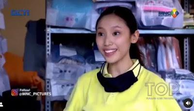 Keiko di Tukang Ojek Pengkolan (TOP)