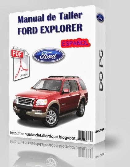 Manual De Taller Explorer Eddie Bauer