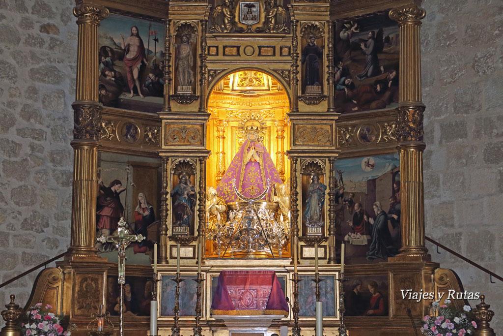 Capilla de la Virgen de los Llanos, catedral de Albacete
