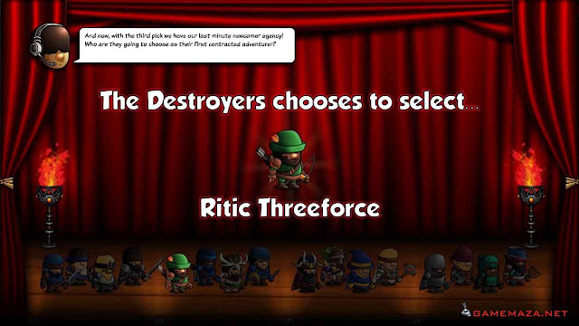 Epic Manager Gameplay Screenshot 2