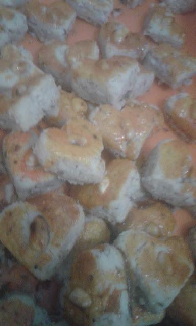 petua buat biskut mazola rangup,kacang mazola,biskut raya,biskut zaman dahulu