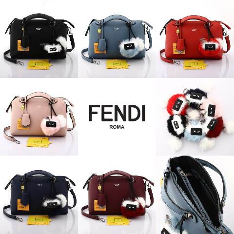 FENDI ByTheWay With Monster #F2388