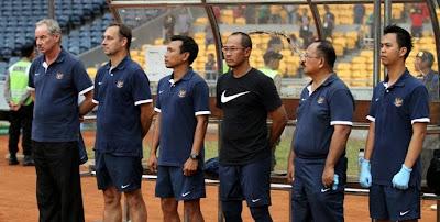 """""""Riedl Mulai Fokus Lawan Vietnam"""""""