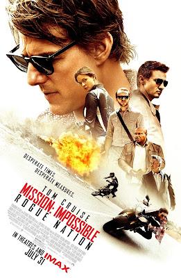m:i 5 tom cruise film recenzja simon pegg jeremy renner