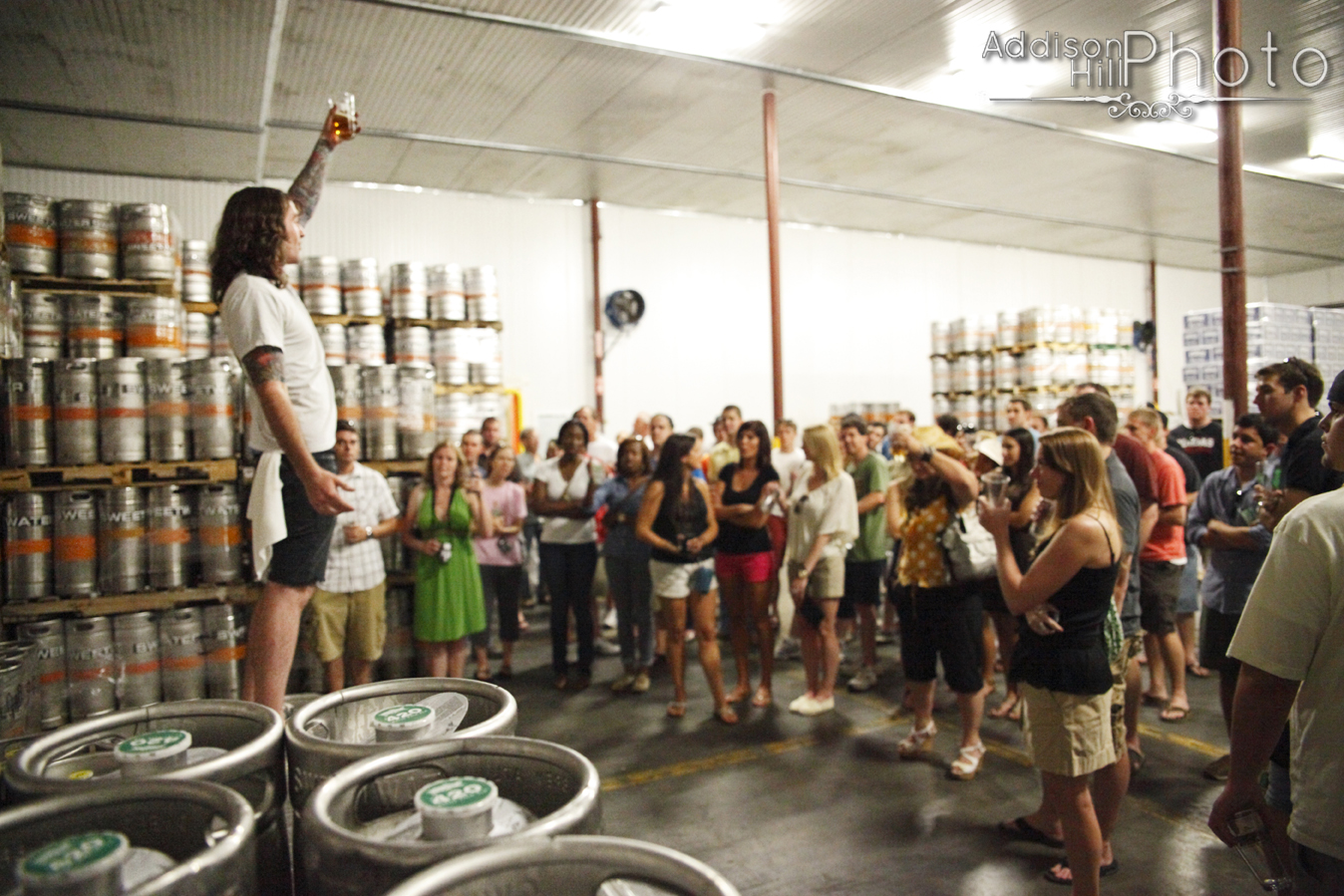 Sweet Water Brewery Tour 81