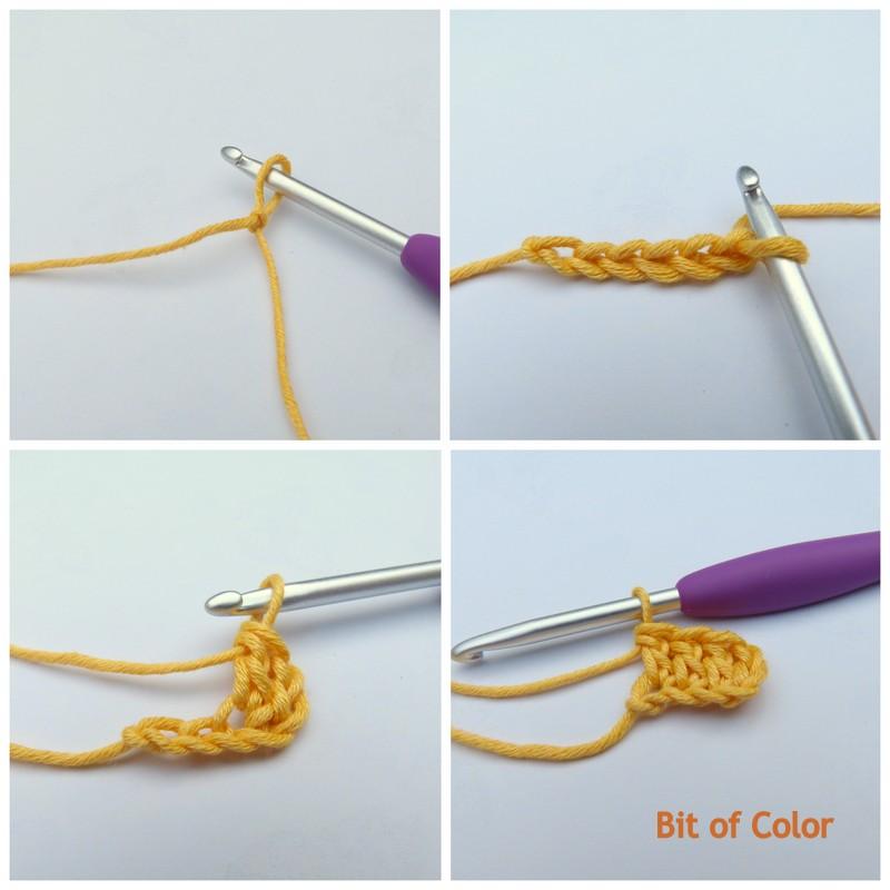 Bit Of Color Van Hoek Tot Hoek Haken Tutorial 1 En Giveaway