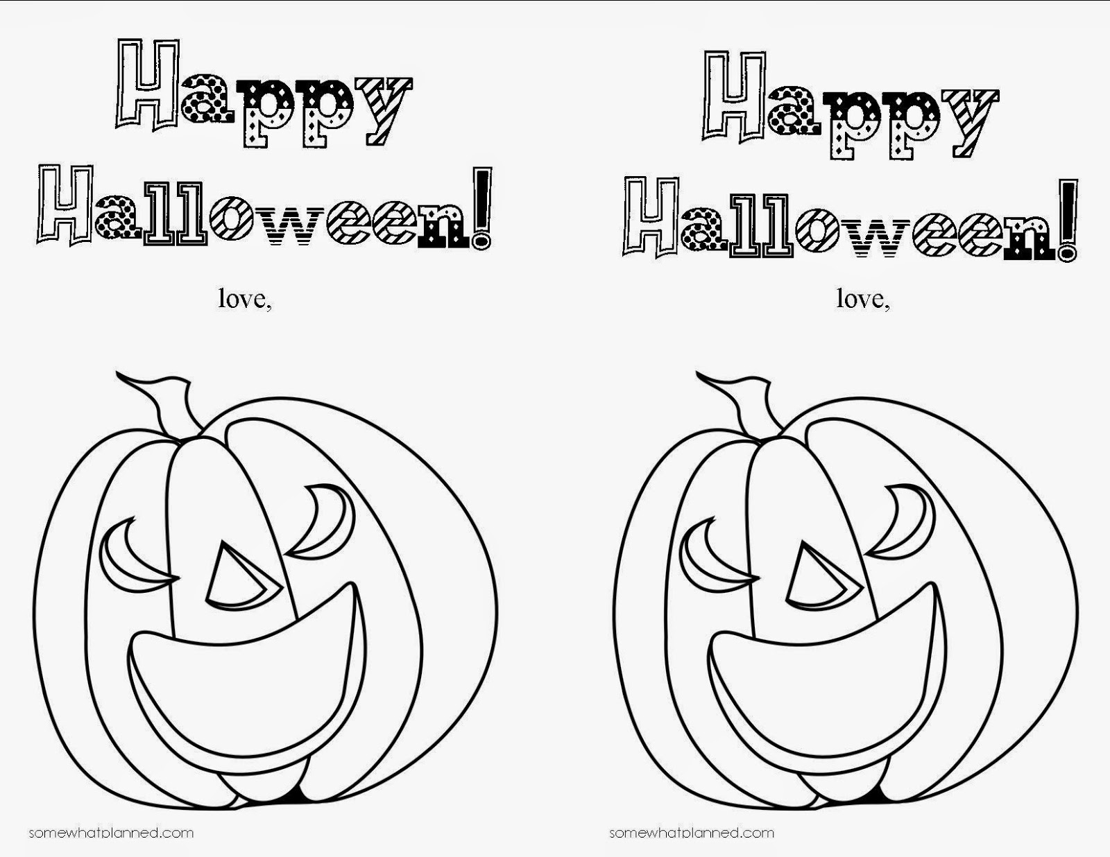 Make Your Own Coloring Pages and FREE Printables