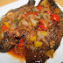 Sweet and Sour Whole Tilapia