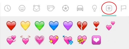 Corazones En Whatsapp Tipos De Emojis Diferentes En Color Y