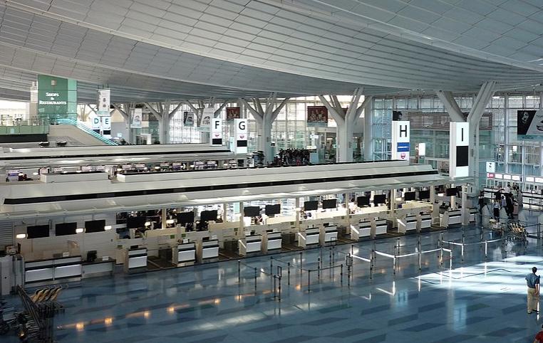 วิธีเดินทางจากสนามบินฮาเนดะ(Haneda Airport) โตเกียว เข้าเมือง