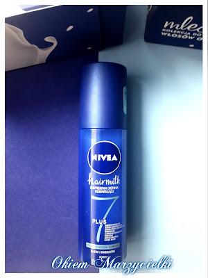 Ekspresowa odżywka regenerująca Hairmilk (struktura włosów: normalne), Nivea- recenzja #48