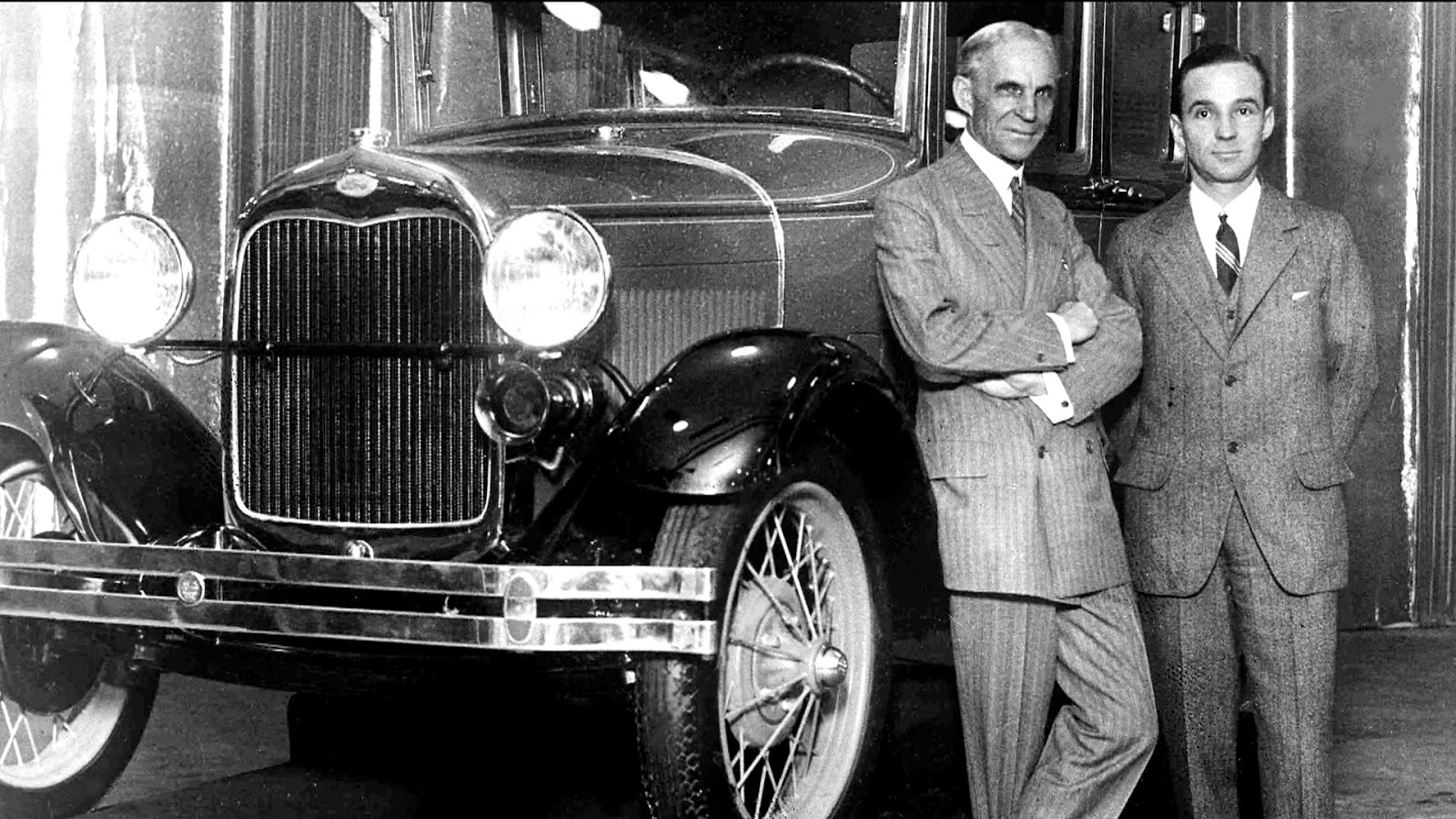 the remarkable career of henry ford the founder of the ford motor company Learn top interesting facts about maria montessori she prepared herself for her later career henry ford (the founder of the ford motor company).