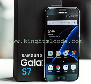 Kumpulan Kode Rahasia Samsung Galaxy S7