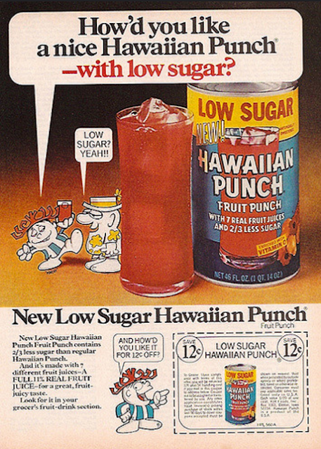 Hawaiian Punch Diet Ad