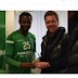 Super Eagles star, Ambrose wins Player of the Month Award in Scotland