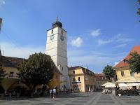 torre del consiglio sibiu