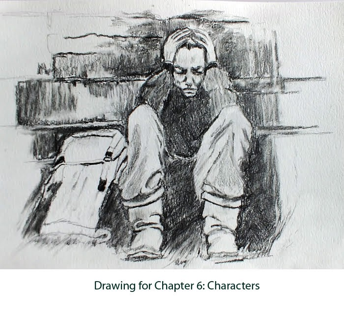 Drawing for Chapter 6: Characters
