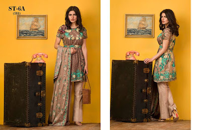 Riwaj New Printed Lawn Dresses Collection 2017 for Summer