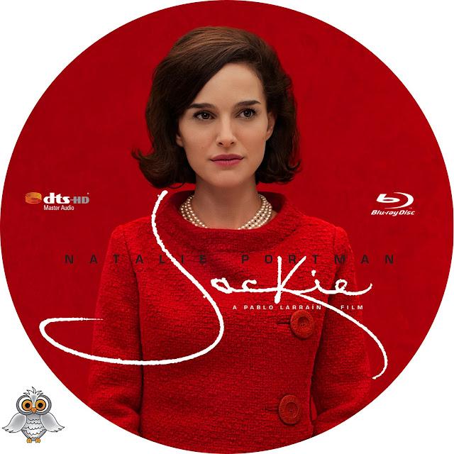 Jackie Bluray Label