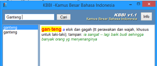 Download Software kamus semua bahasa