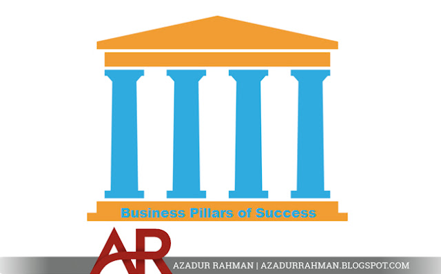 Business Pillars of Success