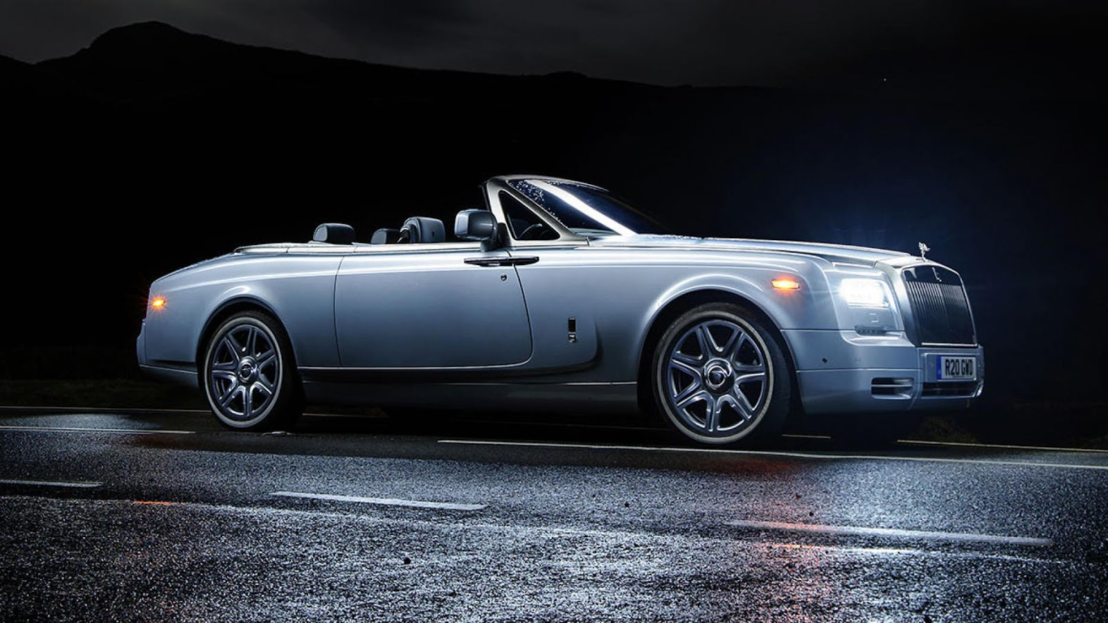 Phantom Drophead Coupe VII