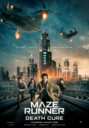 Film The Muze Runner The Death Cure