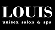 Louis Unisex Salon franchise logo