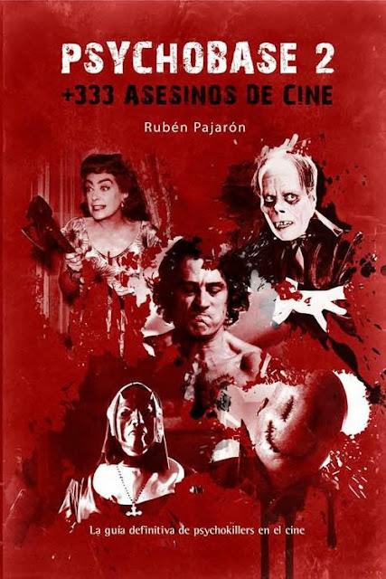 """Presentación del libro """"Psychobase 2"""" en Sitges"""