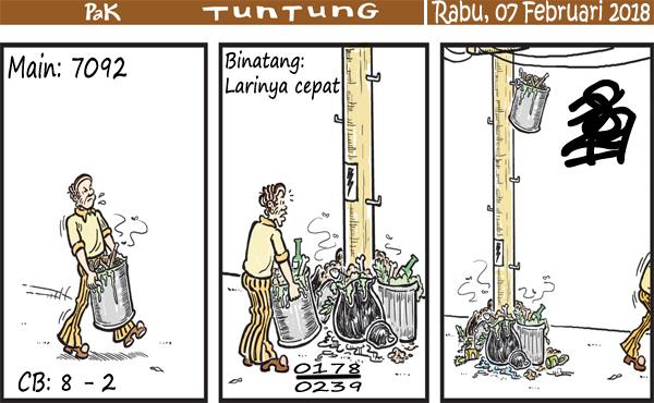 Prediksi Gambar Pak Tuntung Rabu 07 02 2018