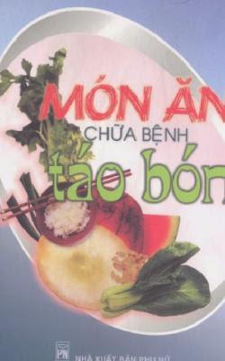 Món ăn chữa bệnh táo bón