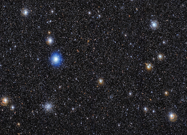 Galaxy Cluster PLCKESZ G286.6-31.3