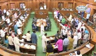 kapil-mishra-marshalled-out-of-delhi-assembly