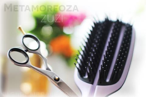 Metamorfoza włosów Zuzi (3) - czytaj dalej »