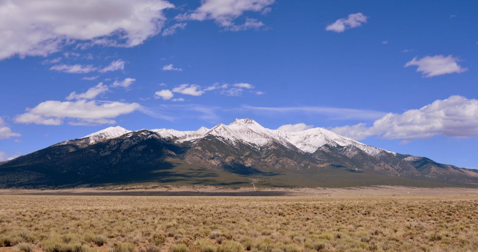 Mountains Four Holy Navajo