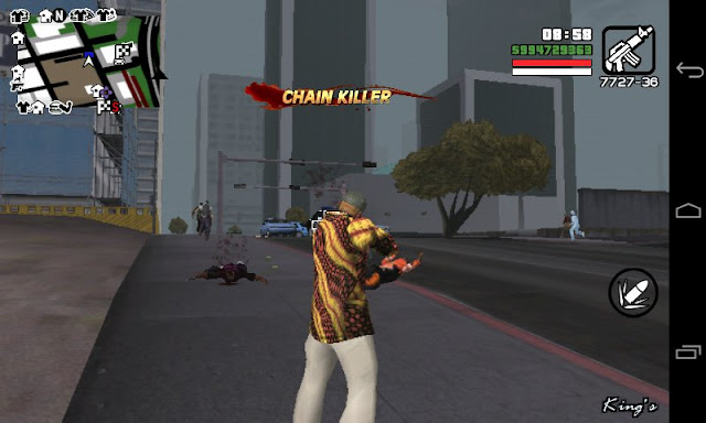 Download Game GTA San Andreas Lite
