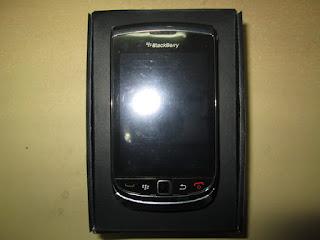 Blackberry 9800 Torch Baru Garansi Distributor Sisa Stok
