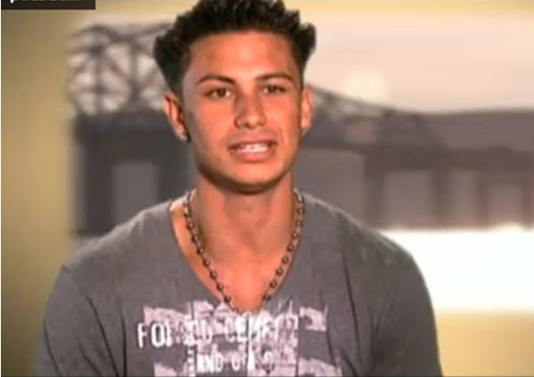 This Is Pauly D When It Comes To Look Like A Guido Hes Got Downperfectly He Looks John YknowJohn