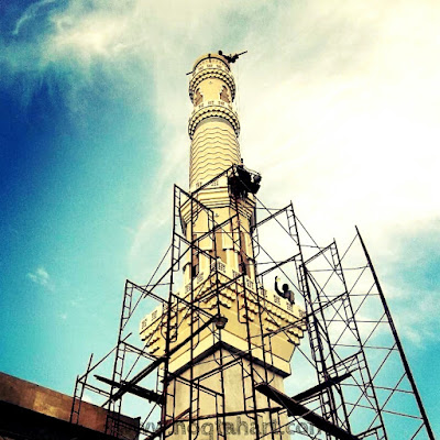 grc menara masjid