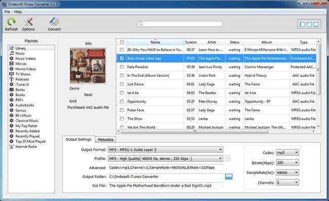 Ondesoft iTunes Converter Key