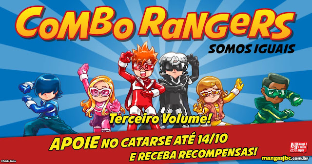Combo Rangers: Somos Iguais