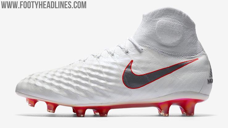 1c07ab337693c Stunning Nike Magista Obra II 2018 World Cup Boots Revealed - Footy ...
