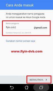 Cara Membuat Akun Gmail Tanpa No HP Langkah 6