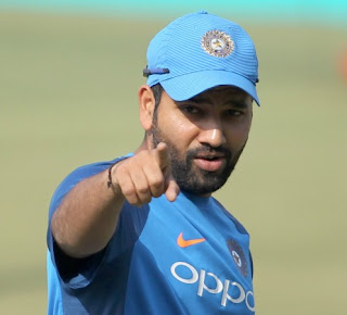Wikipedia Rohit Sharma