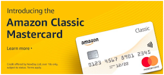 Amazon MasterCard Online Services: Bankofamerica.co.uk