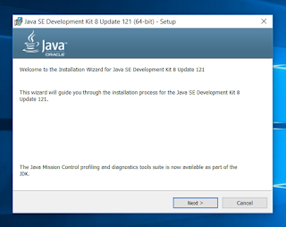 cara install jdk untuk android studio