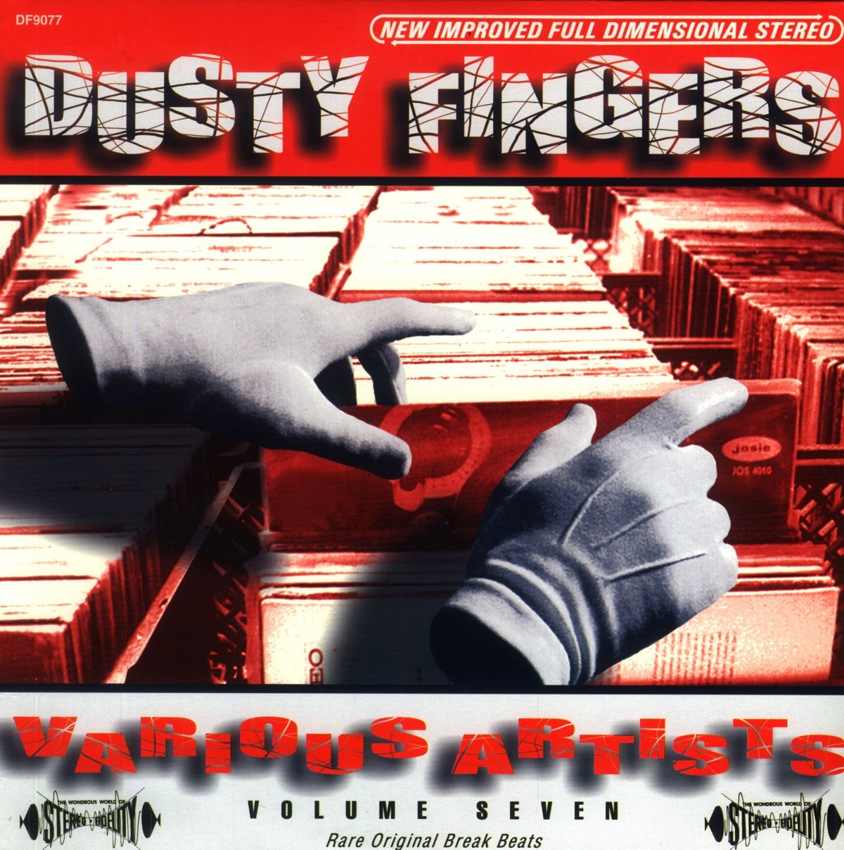 dusty fingers vol 7