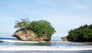 Pantai Madasari planetpangandaran
