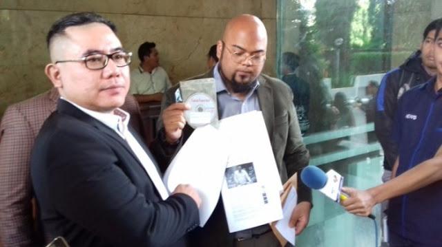 Jaksa Agung Di Laporkan Hary Tanoe Ke Bareskrim