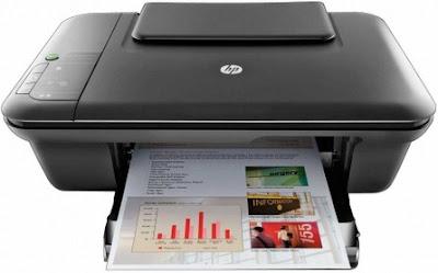 HP 2050 J510 Driver Download - Printers Driver